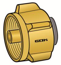 Purivox Gasdruckregler KLF